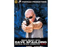 "Panteao ""Make Ready with Dave Spaulding: Critical Space Combative Pistol"" DVD"