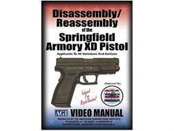 "American Gunsmithing Institute (AGI) Disassembly and Reassembly Course Video ""Springfield Armory ..."