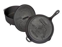 Camp Chef National Parks Cast Iron Camp Cooking Set