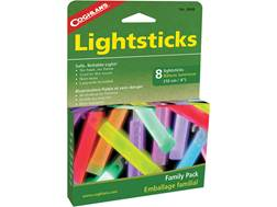 Coghlan's Family Pack Lightsticks Pack of 8