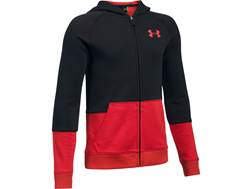 Under Armour Youth UA Sportstyle Full Zip Hoodie Polyester