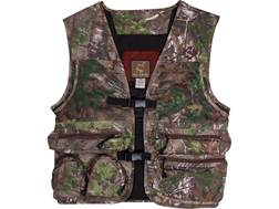 Ol' Tom Time & Motion Cotton Full Turkey Vest Realtree Xtra Green Camo