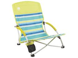 Coleman Utopia Breeze Beach Sling Camp Chair Polyester and Steel