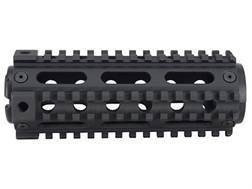 Yankee Hill Machine 2-Piece Handguard Quad Rail AR-15 Carbine Length fits Colt Carbines Only Alum...
