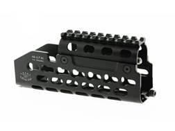 Krebs Custom Keymod Rail AKM Milled Aluminum Black