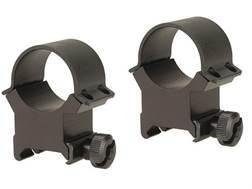 "Weaver 1"" Sure Grip Detachable Weaver-Style Rings Gloss"