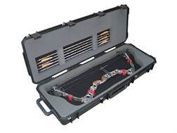 """SKB iSeries 4214 MIL STD Injection Molded Parallel Limb Compound Hard Bow Case 42-1/2"""" Polymer Black"""