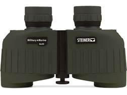 Steiner MM830 Military Marine Binocular 8x 30mm Porro Prism Green