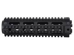 Yankee Hill Machine 2-Piece Handguard Quad Rail AR-15 Mid Length Aluminum Matte
