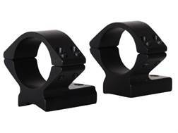 """Talley Lightweight 2-Piece Scope Mounts with Integral 1"""" Rings Extended Front Remington 700 Extra..."""
