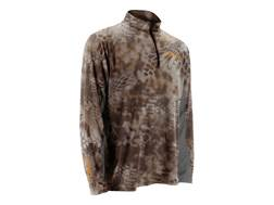 NOMAD Men's 1/4 Zip Shirt Long Sleeve Polyester