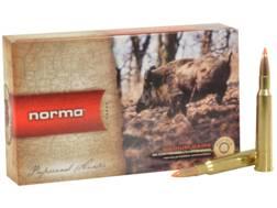 Norma USA TipStrike Ammunition 7x65mm Rimmed 160 Grain Polymer Tip Flat Base Box of 20