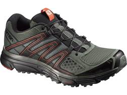 "Salomon X-Mission 3 4"" Trail Running Shoes Synthetic Men's"
