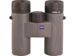 Zeiss Terra ED Under Armour Edition Binocular 10x 32mm Roof Prism Gray