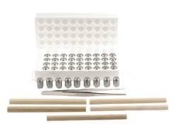 """Meister Bullets """"Slug Your Barrel Kit"""" for 398-414 Caliber Firearms"""