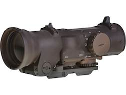 ELCAN SpecterDR Tactical Rifle Scope 1.5x:6x 42mm Switch Power Illuminated with ARMS Throw Lever ...