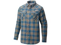 Columbia Men's Beadhead Flannel Shirt Long Sleeve Cotton