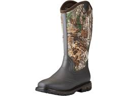 "Ariat Conquest WST 16"" 5mm Insulated Hunting Boots Neoprene/Rubber"