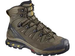 "Salomon Quest 4D 3 GTX 6"" Waterproof GORE-TEX Hiking Boots Leather/Synthetic Men's"