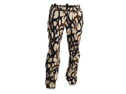 First Lite Women's Alturas Guide Pants Nylon ASAT Camo Medium