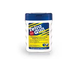 Tetra Gun Lubricating Wipes Package of 50