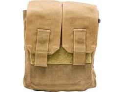 Military Surplus MOLLE II Saw Pouch Coyote
