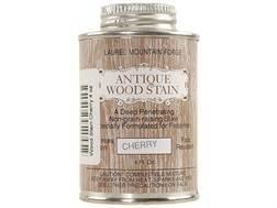 Laurel Mountain Antique Wood Stock Stain Cherry 4 oz Liquid