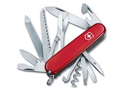 Victorinox Swiss Army Ranger Folding Pocket Knife 21 Function Stainless Steel Blade Polymer Handl...
