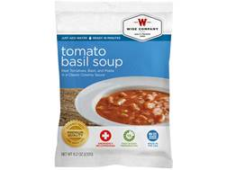 Wise Food Long Term 25 Year 4 Serving Tomato Basil Soup with Pasta Freeze Dried Food