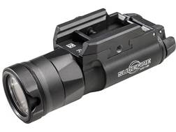 Surefire X300UH-B Masterfire Rapid Deployment Weapon Light LED with 2 CR123A Batteries Aluminum B...