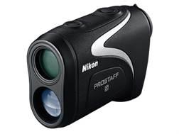 Nikon PROSTAFF 5 Laser Rangefinder 6x Black Refurbished