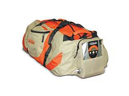 Scent Crusher Gear Bag Scent Elimination Device Nylon Tan and Orange