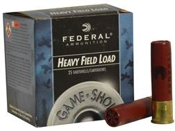 "Federal Game-Shok Heavy Field Load Ammunition 28 Gauge 2-3/4"" 1 oz #6 Shot Box of 25"