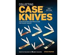 """Collecting Case Knives Edition 2"" Book by Steve Pfeiffer"