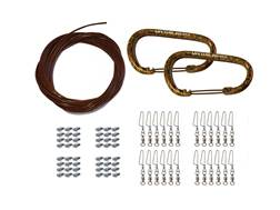 Lifetime Decoys Decoy Texas Rig Kit without Weights Pack of 12