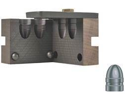 RCBS 2-Cavity Bullet Mold 09-124-RN 9mm (356 Diameter) 124 Grain Round Nose Gas Check