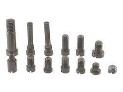 Peacemaker Specialists Smokeless Screw Set Colt 2nd, 3rd Generation Blue