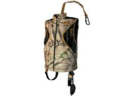 Muddy The Top Flight Treestand Safety Harness Combo Nylon Camo Large