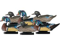 Dakota Decoy X-Treme Wood Duck Duck Decoy Pack of 6