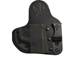 CrossBreed Appendix Carry Inside the Waistband Holster Right Hand Kahr P380 Leather and Kydex Black
