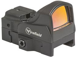 Firefield Impact Mini Reflex Red Dot Sight 1x 5 MOA Dot Weaver-Style Low-Profile and Co-Witness M...