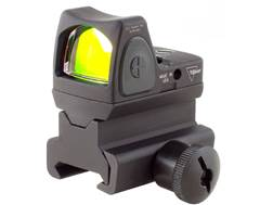 Trijicon RMR Reflex Red Dot Sight Adjustable LED 1.0 MOA Red Dot with RM34 Mount Matte
