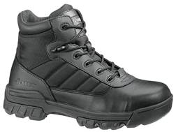 "Bates Tactical Sport 5"" Composite Safety Toe Side-Zip Tactical Boots Leather/Nylon Men's"