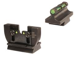 HIVIZ LITEWAVE Sight Set Ruger 10/22 Steel Fiber Optic Red, Green, White