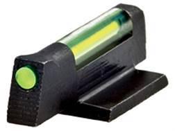 HIVIZ Front Sight Ruger P345 Steel Fiber Optic
