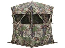 "Barronett Big Mike XT Ground Blind 82"" x 82"" x 84"" Polyester Backwoods Camo"