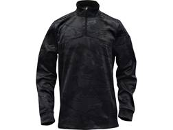 Under Armour Men's UA Franchise Camo 1/4 Zip Shirt Long Sleeve Polyester