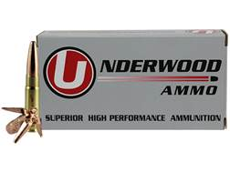 Underwood Ammunition 300 AAC Blackout Subsonic 194 Grain Lehigh Maximum Expansion Lead-Free Box o...