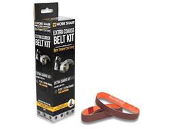 Work Sharp Extra Coarse P120 Grit Belt Accessory Kit Ken Onion Edition