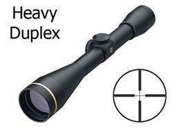 Leupold FX-III Rifle Scope 6x 42mm Heavy Duplex Reticle Matte Refurbished